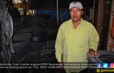 Mantan Anggota DPRD jadi Tukang Tambal Ban, Komentar Anda? - JPNN.com