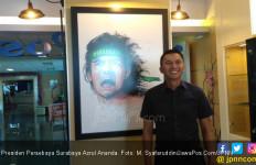 Pesan Superpenting Azrul Ananda untuk Pemain Persebaya - JPNN.com