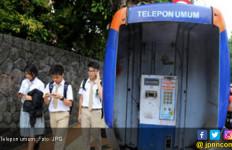 Boks Telepon Umum di Trotoar Sebaiknya Dicabut - JPNN.com