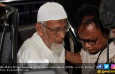 Abu Bakar Baasyir Tulis Surat untuk Kalapas Gunung Sindur - JPNN.com