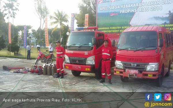Jadikan Riau Bebas Asap, Manggala Agni Kawal Asian Games - JPNN.com