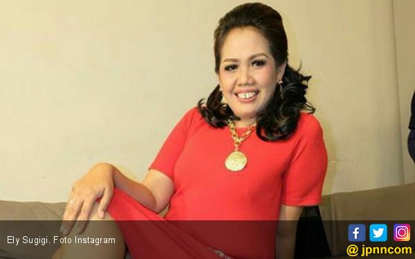 Elly Sugigi: Jangan Bawa Nama Saya Terus dong - JPNN.com