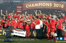 Bandingkan Keuntungan PT LIB di Liga 1 dengan Piala Presiden - JPNN.com