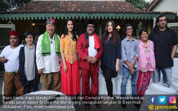 5 Film Lokal Dirilis Serentak Jelang Lebaran - JPNN.com