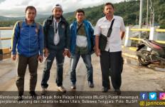 Perjalanan Terjal BLiSPI Pusat Menuju Buton Utara - JPNN.com