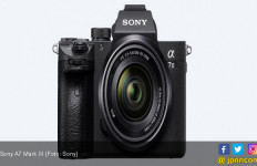 Sony A7 Mark III, Harga Murah Fitur Tak Murahan - JPNN.com