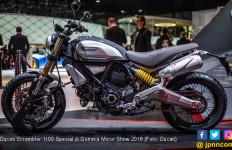 Ducati Scrambler 1100 Special Curi Perhatian Scrambleristi - JPNN.com