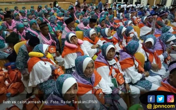 Tenda Jemaah Haji di Arafah dan Mina Diberi Nomor - JPNN.com