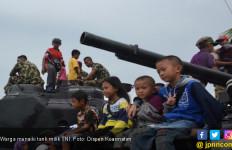 Tank TNI Tenggelam, Ada 16 Anak PAUD di Dalam - JPNN.com
