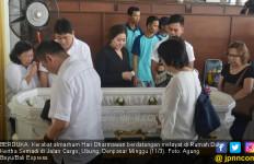 Keluarga Hari Darmawan Tak Minta Autopsi, Ini Alasannya - JPNN.com