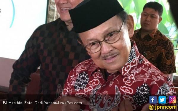Habibie Rajin Berenang sejak Usia 8 Tahun - JPNN.com