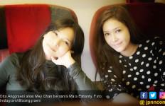 Mey Chan Jadi Tempat Curhat Maia Estianty Soal Asmara - JPNN.com