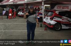 GT Radial Jadi Official Tire Kejurnas Auto Gymkhana 2018 - JPNN.com