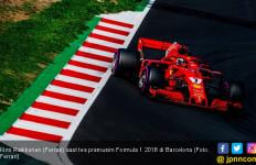 Tes Pramusim Formula 1 2018 Dikuasai Kimi Raikkonen - JPNN.com