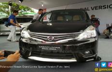 Nissan Rilis Grand Livina Special Version, Lebih Mencolok - JPNN.com