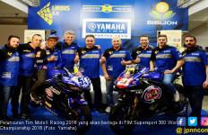 Galang Resmi Masuk Skuad Tim MotoX Racing WSSP300 2018 - JPNN.com