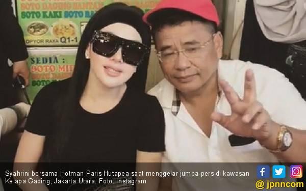 Hubungan Hotman Paris dan Syahrini Renggang? - JPNN.com