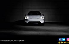 Porsche Jorjoran dalam Proyek Kendaraan Listrik Masa Depan - JPNN.com