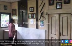 Melihat Rumah Singgah Bung Karno di Lereng Gunung Slamet - JPNN.com