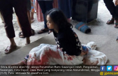 Sering Pukul Pria, Silvia Kali Ini Serang Ustaz - JPNN.com