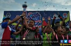 Tim Bulog Surabaya Melaju ke Babak Nasional OSYSL 2018 - JPNN.com
