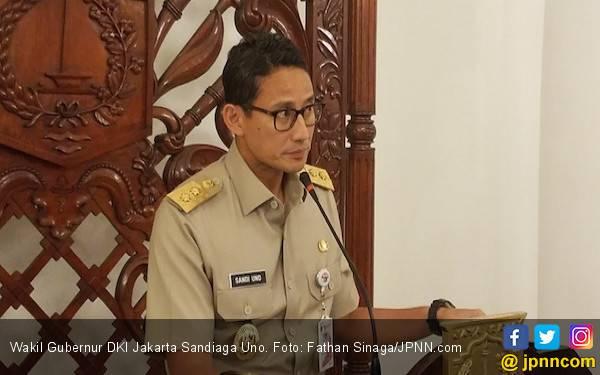 Sandi Tak Akan Biarkan Pendatang Menambah Beban Jakarta - JPNN.com