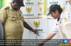 Hore, Warga Asmat dapat Sumbangan Air Bersih - JPNN.com