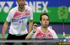 Duo Bule Denmark Ini Incar Gelar Ketiga All England - JPNN.com