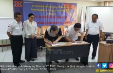 Kejar Pertumbuhan, PT TSIE Gandeng Angkasa Pura Logistik - JPNN.com