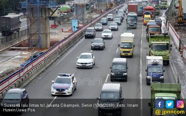 Tol Elevated Jakarta-Cikampek Beroperasi Tahun Depan - JPNN.com