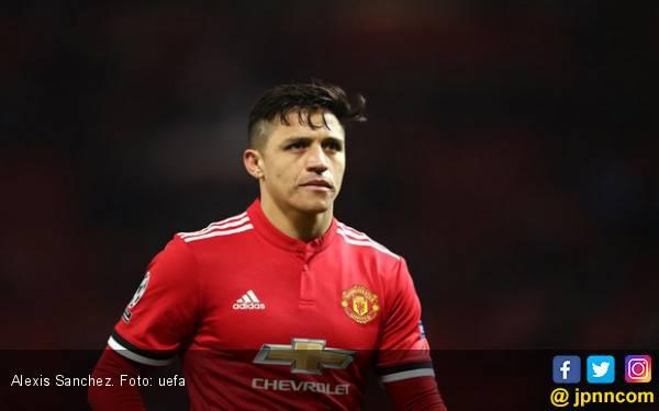 Duh! Alexis Sanchez Dituding Membawa Kutukan dari Arsenal - JPNN.com