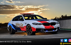 BMW M5 MotoGP Safety Car Jadi Penanda Model Baru - JPNN.com