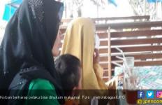 Tragis, Ibu Muda Ini Diperkosa Tetangga di Depan Anaknya - JPNN.com
