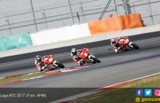 Honda Kirim 5 Pembalap Muda Indonesia Cicipi Sirkuit MotoGP - JPNN.com