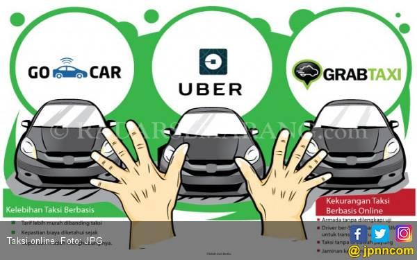 Wacana Taksi Online Bebas Ganjil Genap Banjir Dukungan dari Mitra Pengemudi - JPNN.com