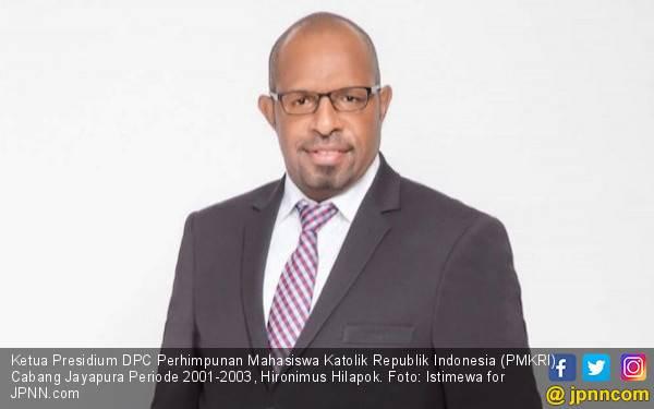 Tanah Papua Dalam Pusaran Kongres dan MPA PMKRI - JPNN.com