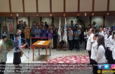 Sandi Lantik Himpunan Pengusaha Pribumi, Tiba-Tiba Gelap - JPNN.com