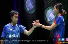 Dramatis, Hafiz/Gloria Singkirkan Tontowi/Liliyana, Lihat! - JPNN.com
