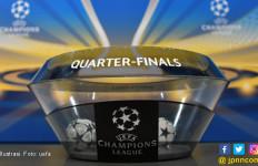 8 Besar Liga Champions: Madrid Vs Juve, Liverpool Jumpa City - JPNN.com