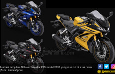 Diam-diam YIMM Buka Tampilan All New Yamaha R15 Model 2018 - JPNN.com