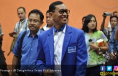 Datangi Panwaslih, Relawan Protes Penetapan Tersangka JR - JPNN.com
