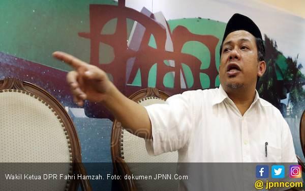 Bantahan Istana untuk Analisis Fahri Hamzah soal Alasan Jokowi Setuju UU KPK Diubah - JPNN.com