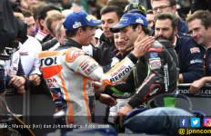 Marc Marquez: Yamaha Kehilangan Pembalap Bagus - JPNN.com