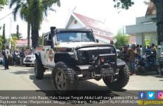 Mobil-mobil Mewah Pak Bupati Bikin Repot KPK - JPNN.com