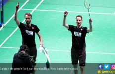 Pasti Dahsyat! Mathias/Carsten Tantang Marcus/Kevin di Final - JPNN.com