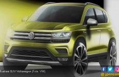 VW Siapkan SUV Pesaing Toyota CH-R - JPNN.com