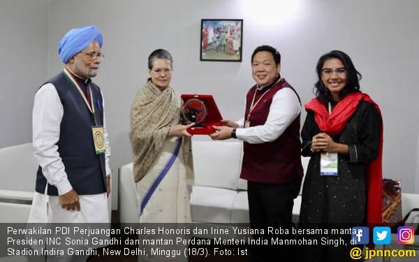 PDIP dan Partai Kongres India Melawan Politik Identitas - JPNN.com