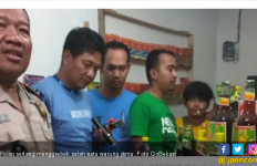 Dua Warung Jamu Penjual Miras di Cikarang Digerebek - JPNN.com