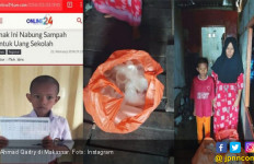 Bocah di Makassar Ini Shock Didatangi Utusan Menteri - JPNN.com