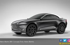 Calon SUV Baru Aston Martin Bernama Varekai - JPNN.com